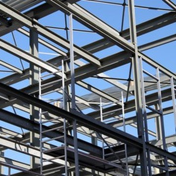 Comment construire une ossature métallique ?
