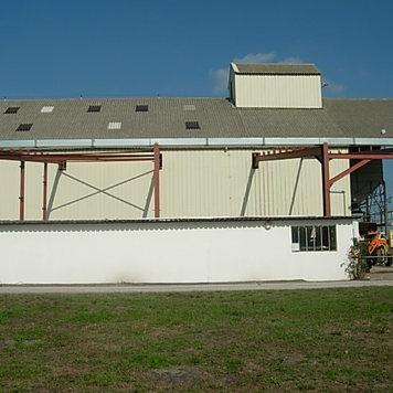 C.T.M.I : construction de structures métalliques et charpente métallique à Le Teich